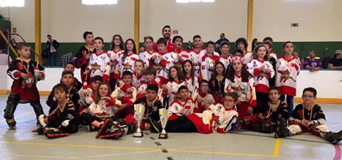 Hockey Arroyo - Liga Diputacion Valladolid