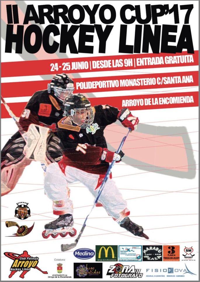 II Arroyo Cup - Hockey Línea