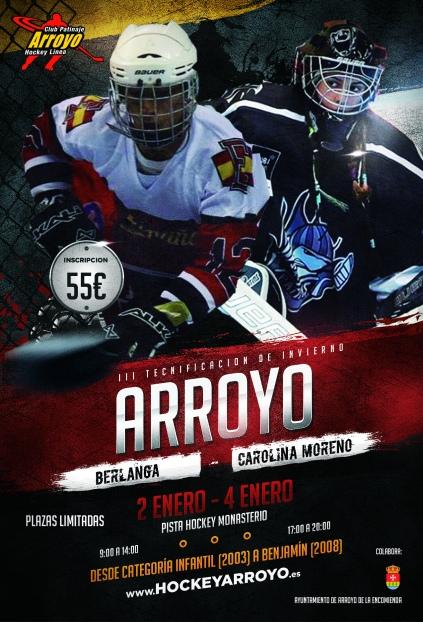 Campus Hockey Arroyo Tecnificación Hockey Línea